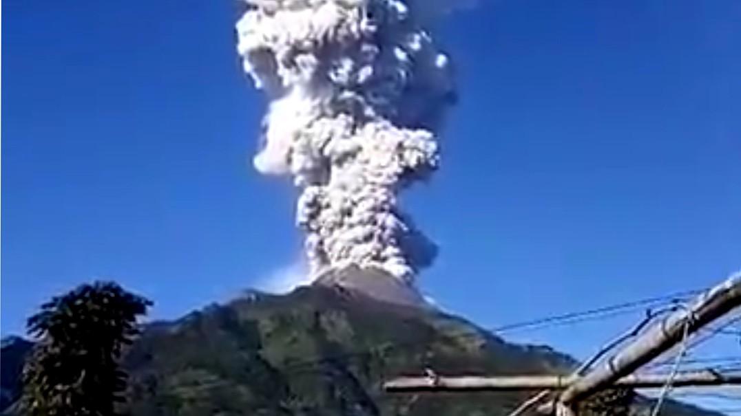 Merapi eruption: Surakarta airport normal, Yogyakarta closed for 28 minutes