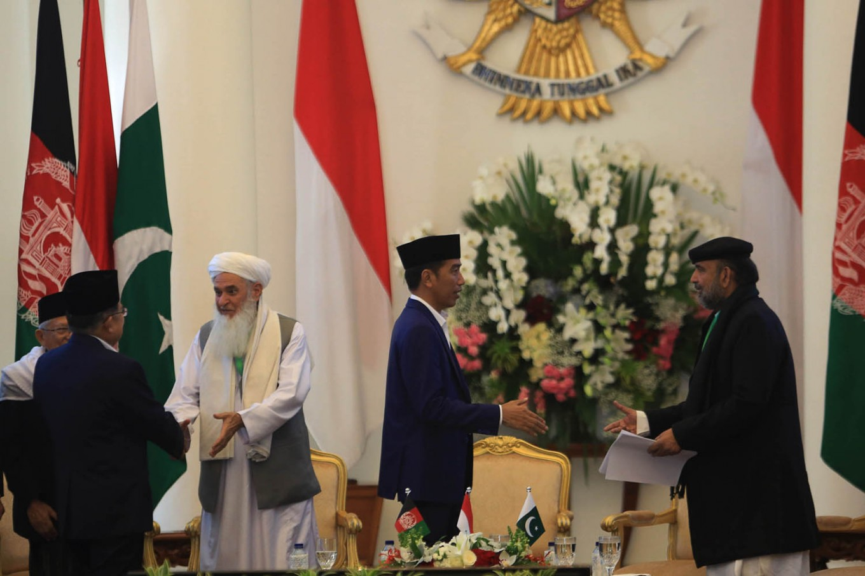 Indonesia reasserts stance against US decision on Jerusalem