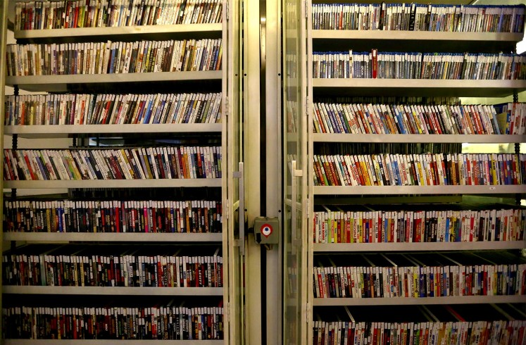 Subtitles owns a collection of over 4,000 DVDs and Blu-ray to choose from.
