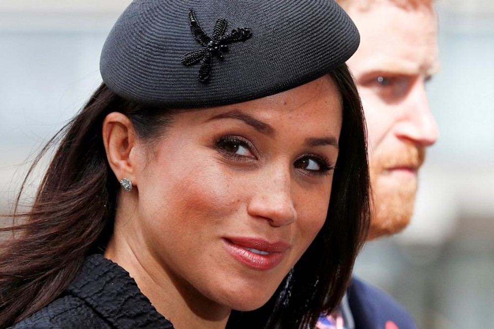 Meghan Markle: LA actress with the fairytale role