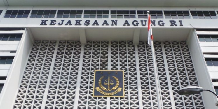 AGO looks into possible crimes in prosecutor's alleged meetings with Djoko Tjandra abroad