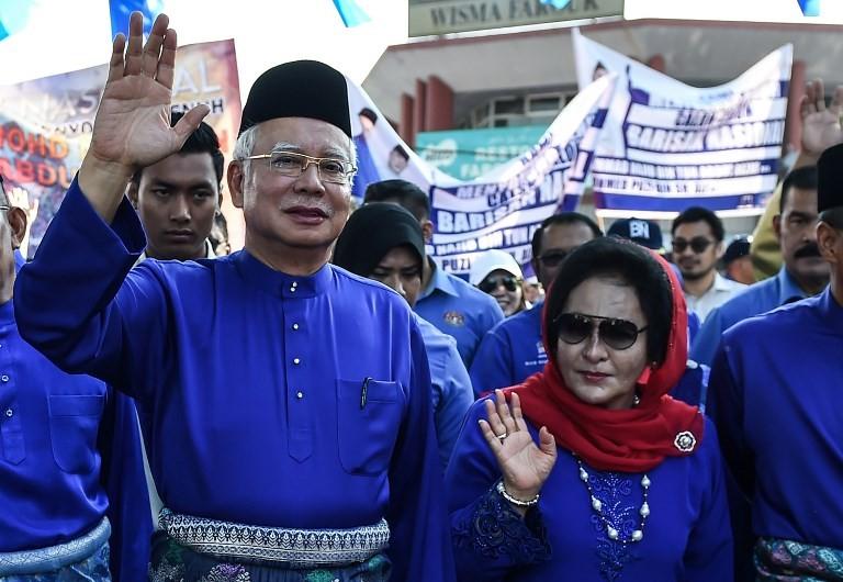 BREAKING: Former Malaysian PM Najib Razak arrested