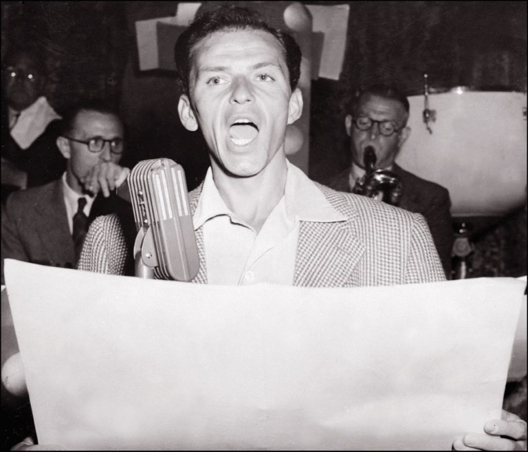 Frank Sinatra, five parts of a remarkable life