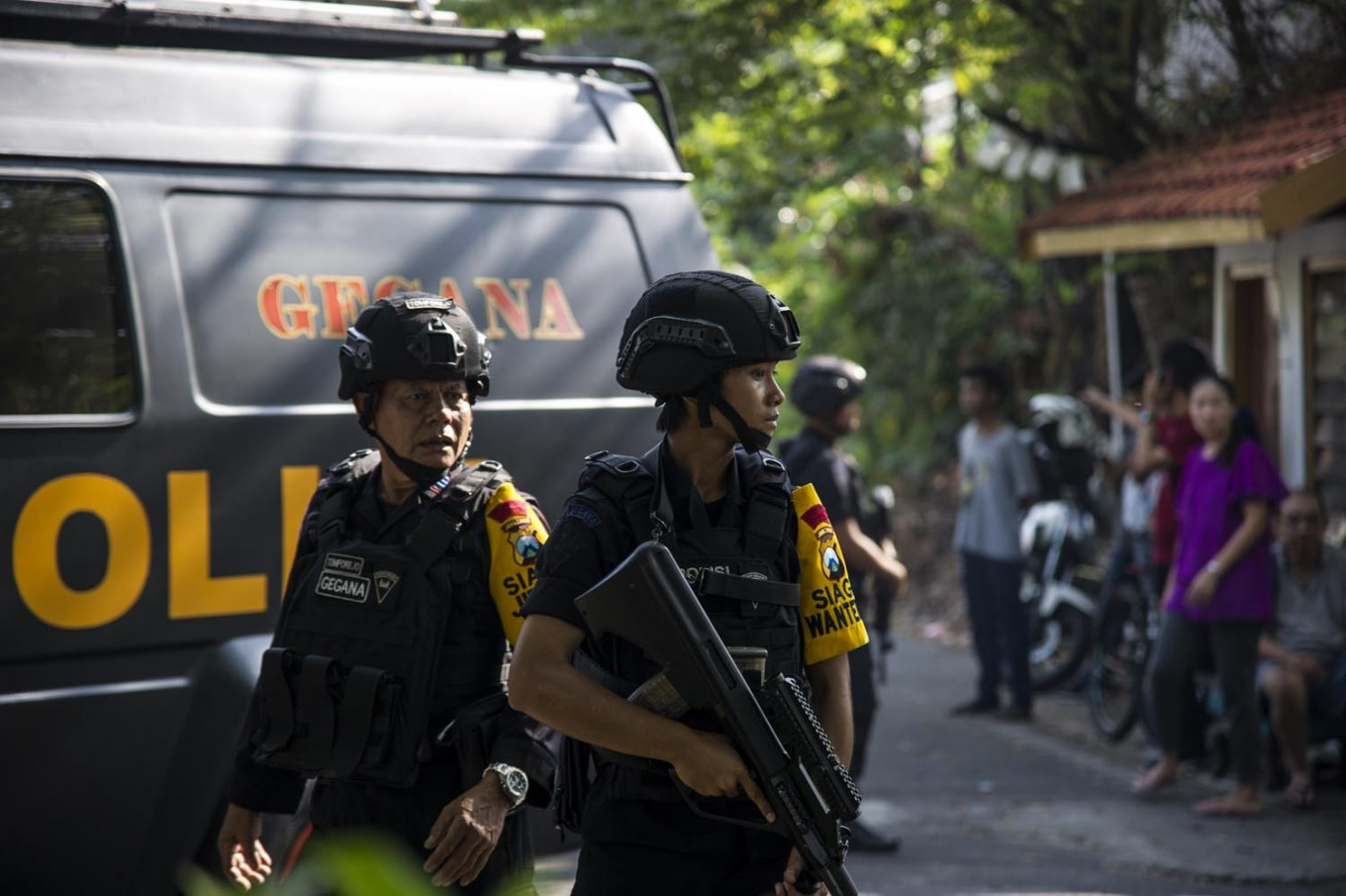 [UPDATED] Surabaya church bombings: What we know so far