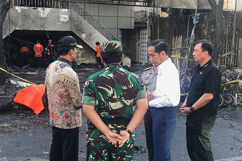 Sri Mulyani says terrorist attacks 'will not affect investment'