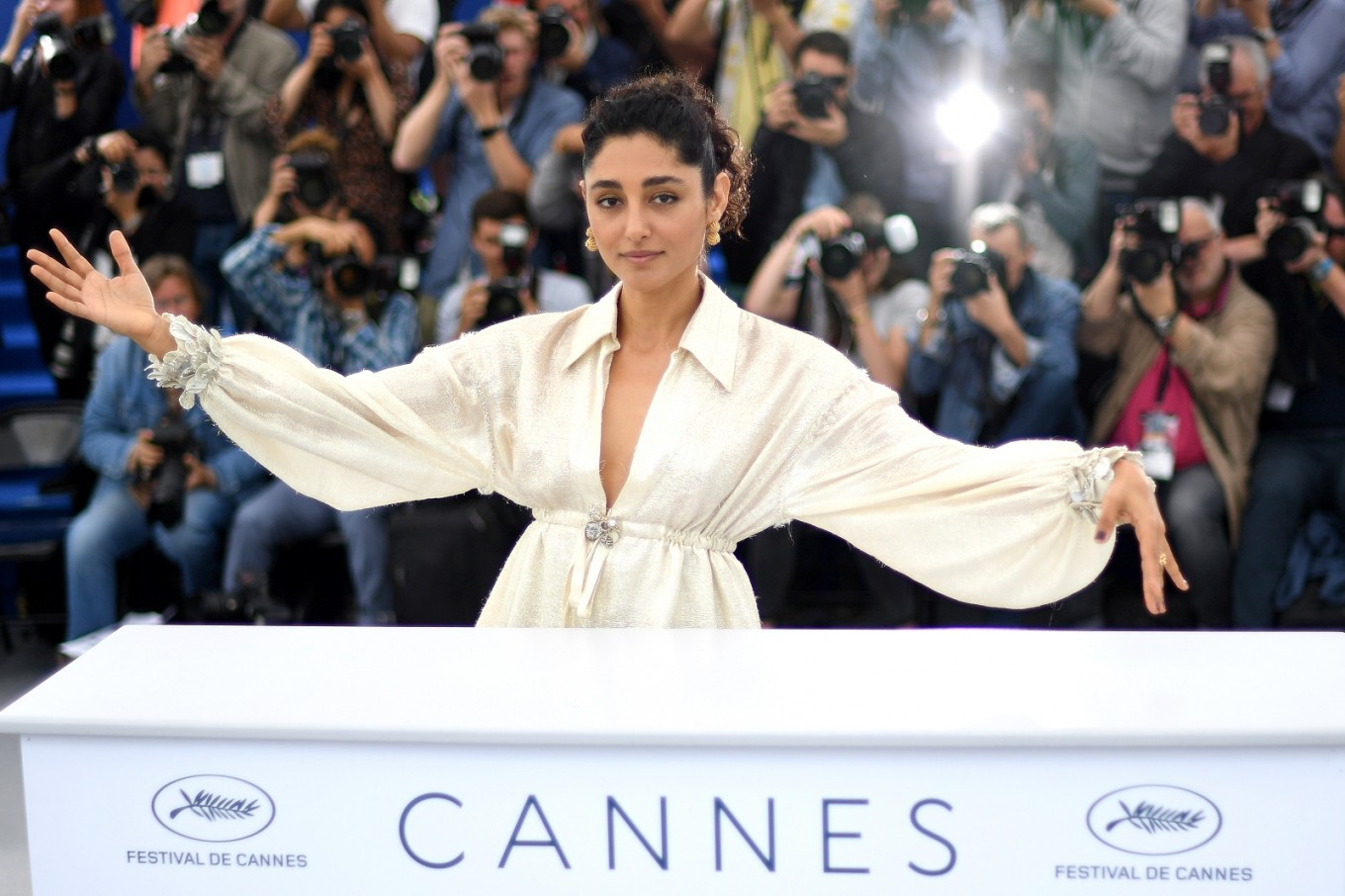 Kurdish women fighters film sparks furious Cannes row