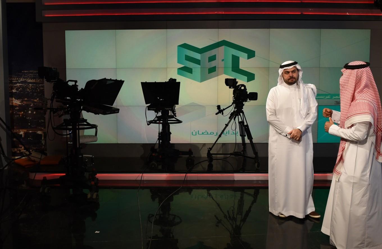 New Saudi TV station feeds into modernization drive