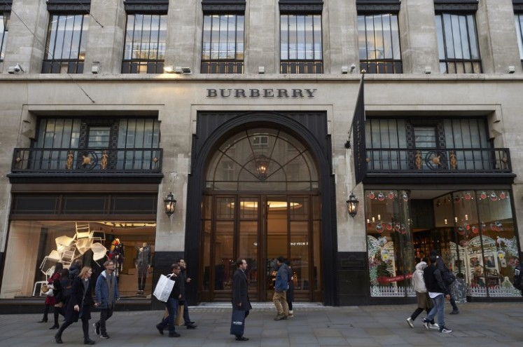 Burberry burns millions in unsold products to protect brand