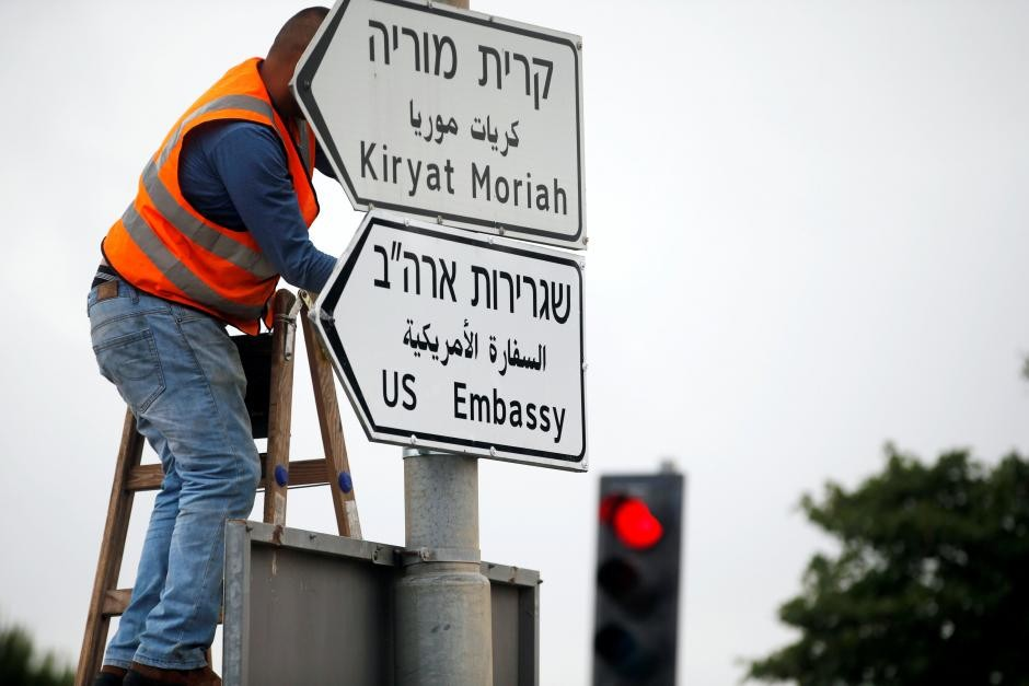 The US is opening an embassy in Jerusalem. Why is there a furor?