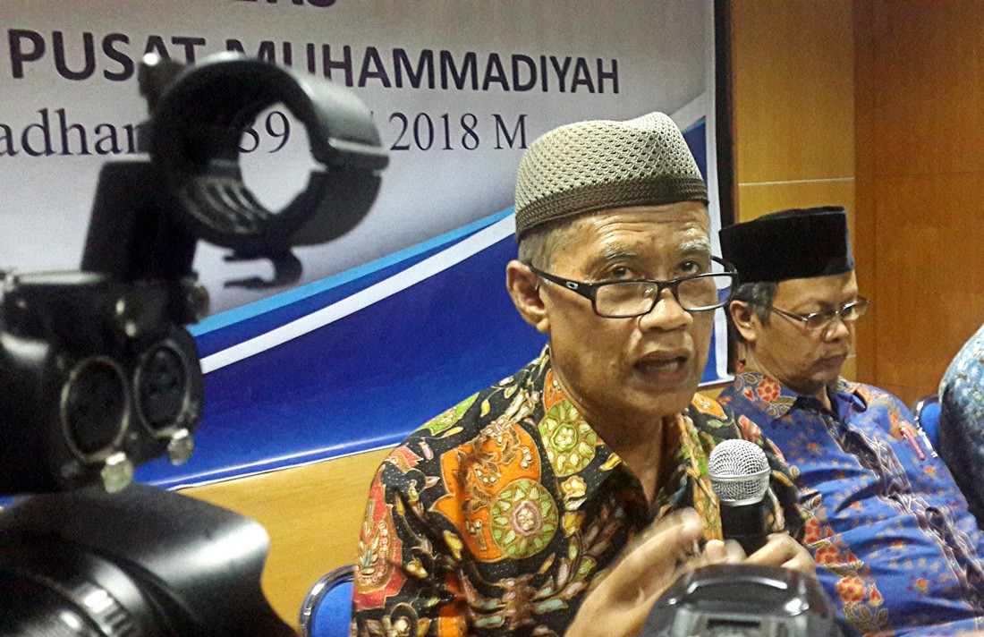 Muhammadiyah condemns post-election riots