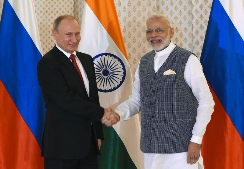 Modi to hold informal summit with Putin next week