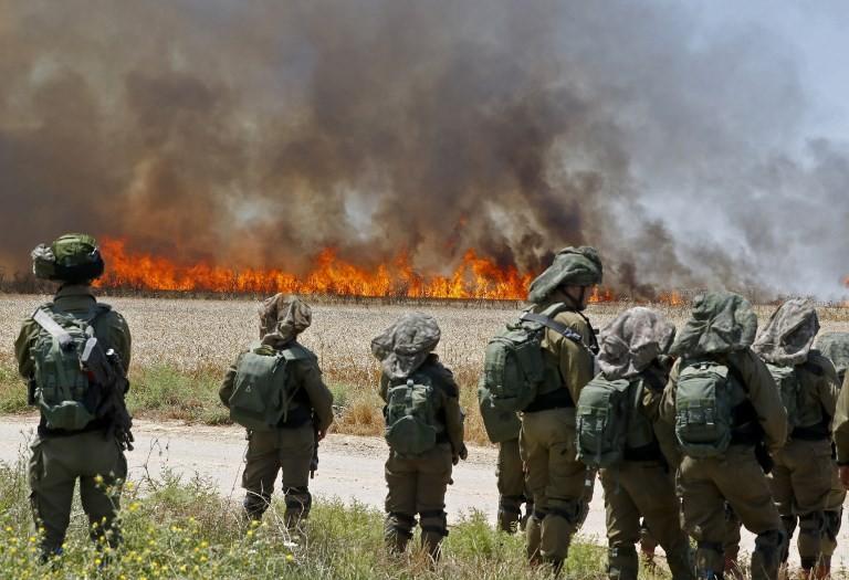 43 Palestinians killed as Gaza erupts over Jerusalem embassy move