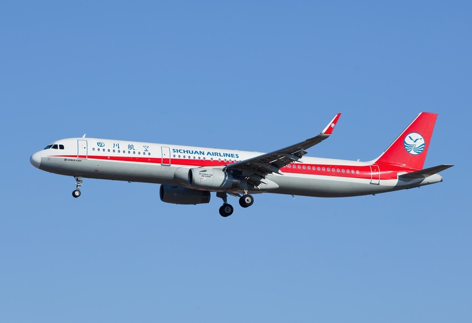 Sichuan Airlines pilot was 'sucked halfway' out of window, captain says