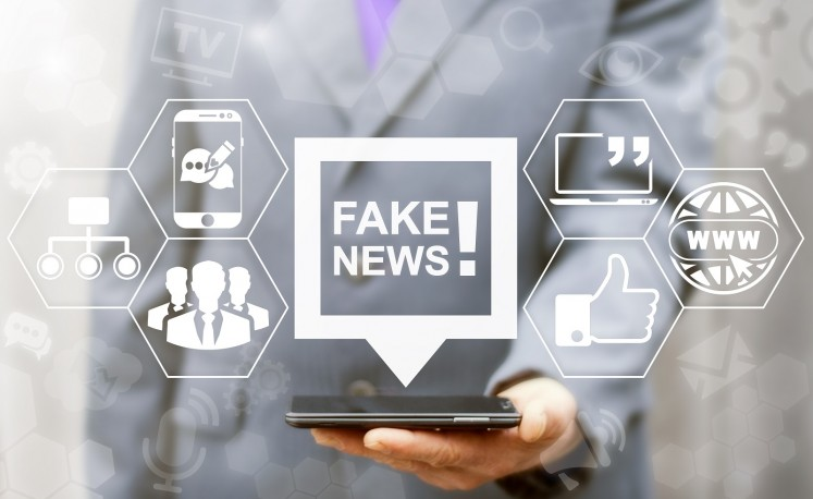 Hoax busters: How millennials can tackle fake news, hate speech