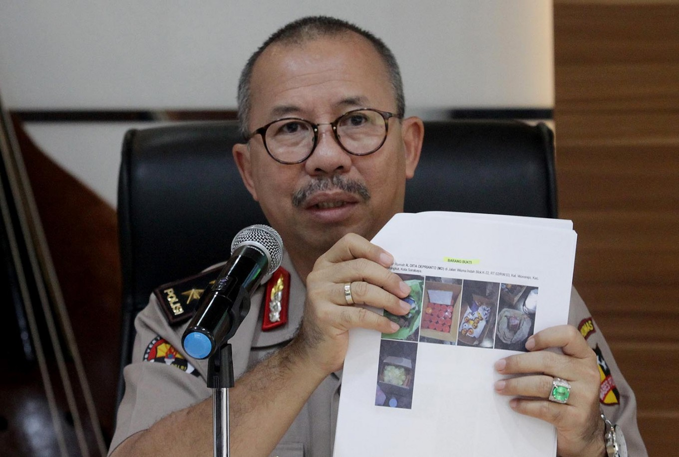 Riau Police succeeded in stopping attack: National Police