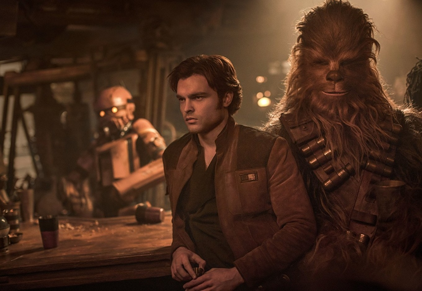 New 'Solo' charms critics after 'Star Wars' filmmaking drama