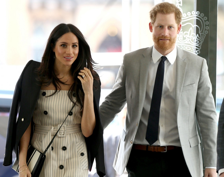 Harry, Meghan and Megan to crew British Airways royal wedding flight