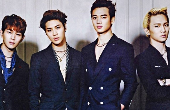 SHINee to release three-part album
