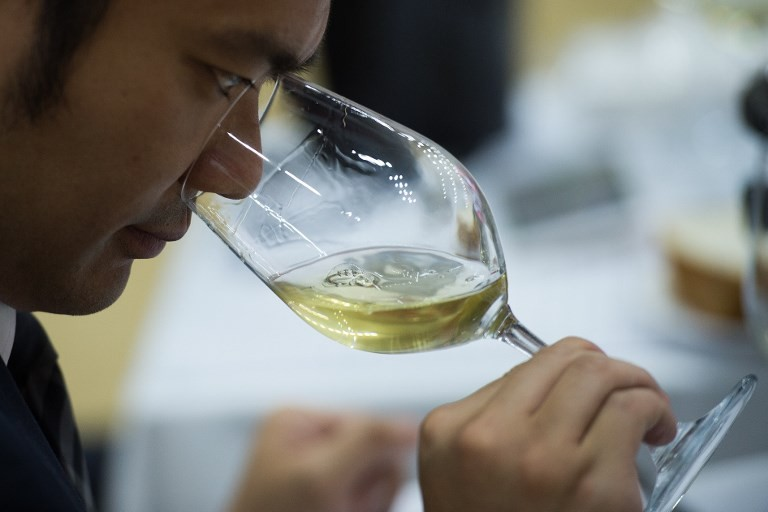 With more refined palates, China's thirst for wine grows