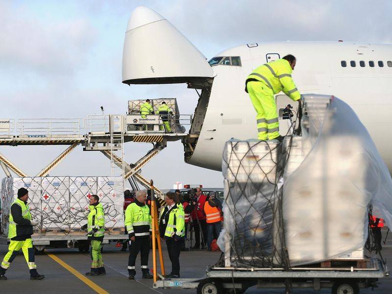 Boeing 747s, given up for dead, find new life in air-cargo surge
