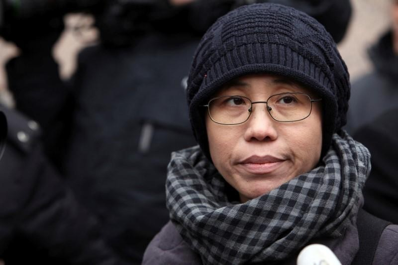 Writers urge China to end house arrest of Liu Xia, wife of Nobel laureate