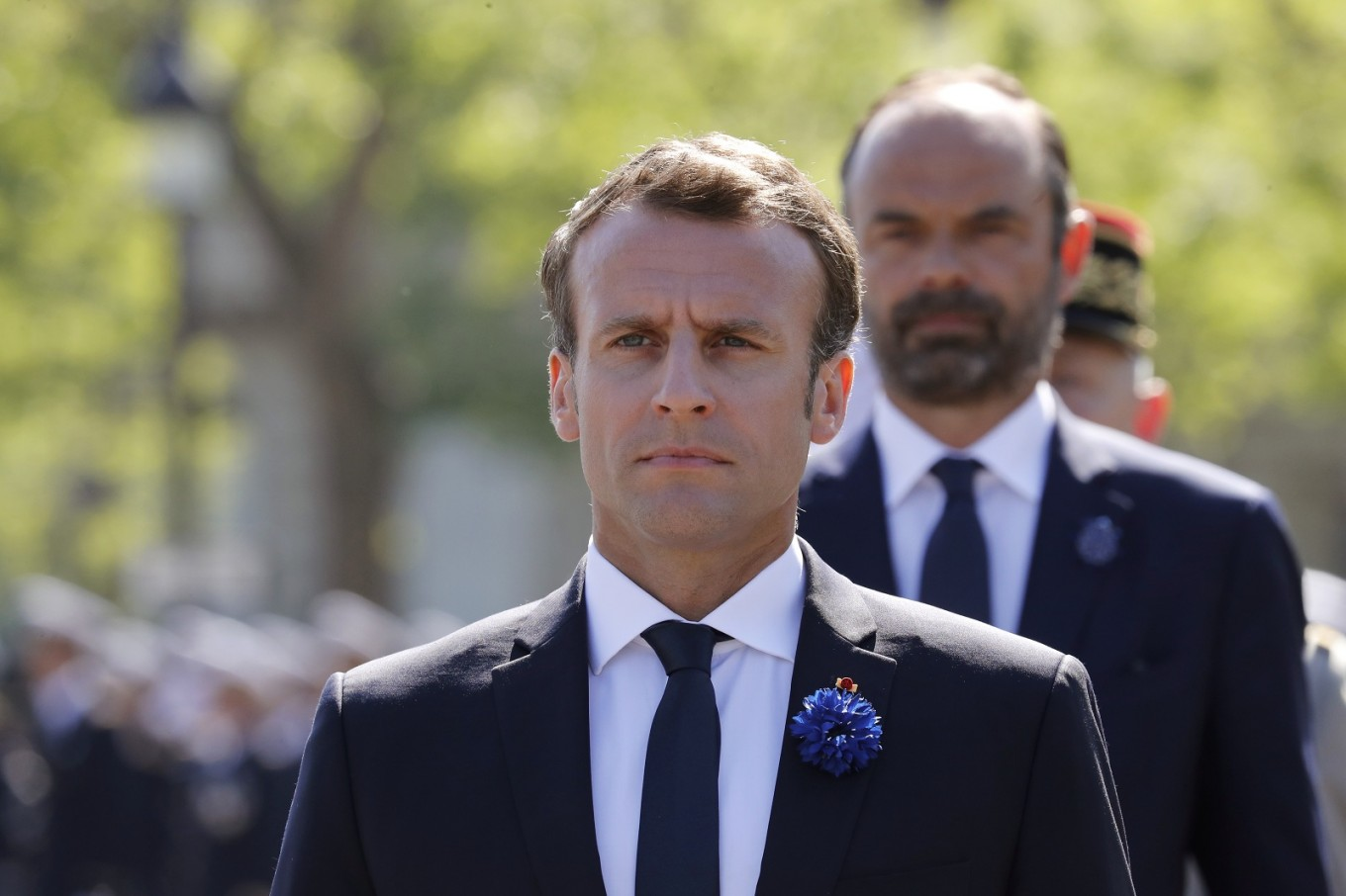 French wax museum will rethink its mocked Macron sculpture