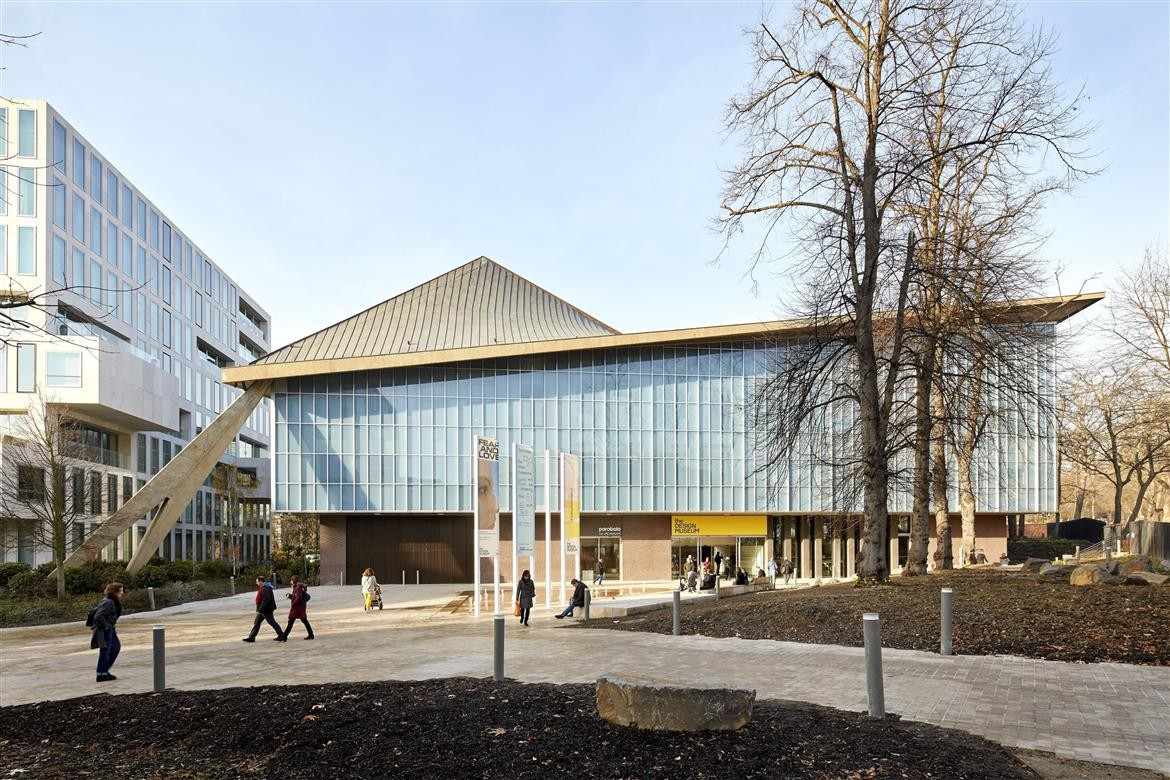 Design Museum in London wins coveted European Museum of the Year Award