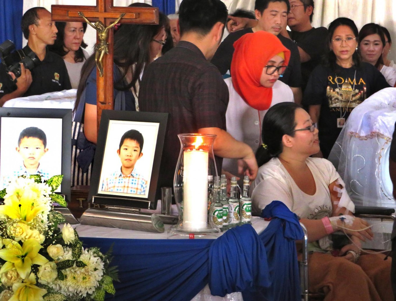 Families of victims of Surabaya bombings cope with deep sadness
