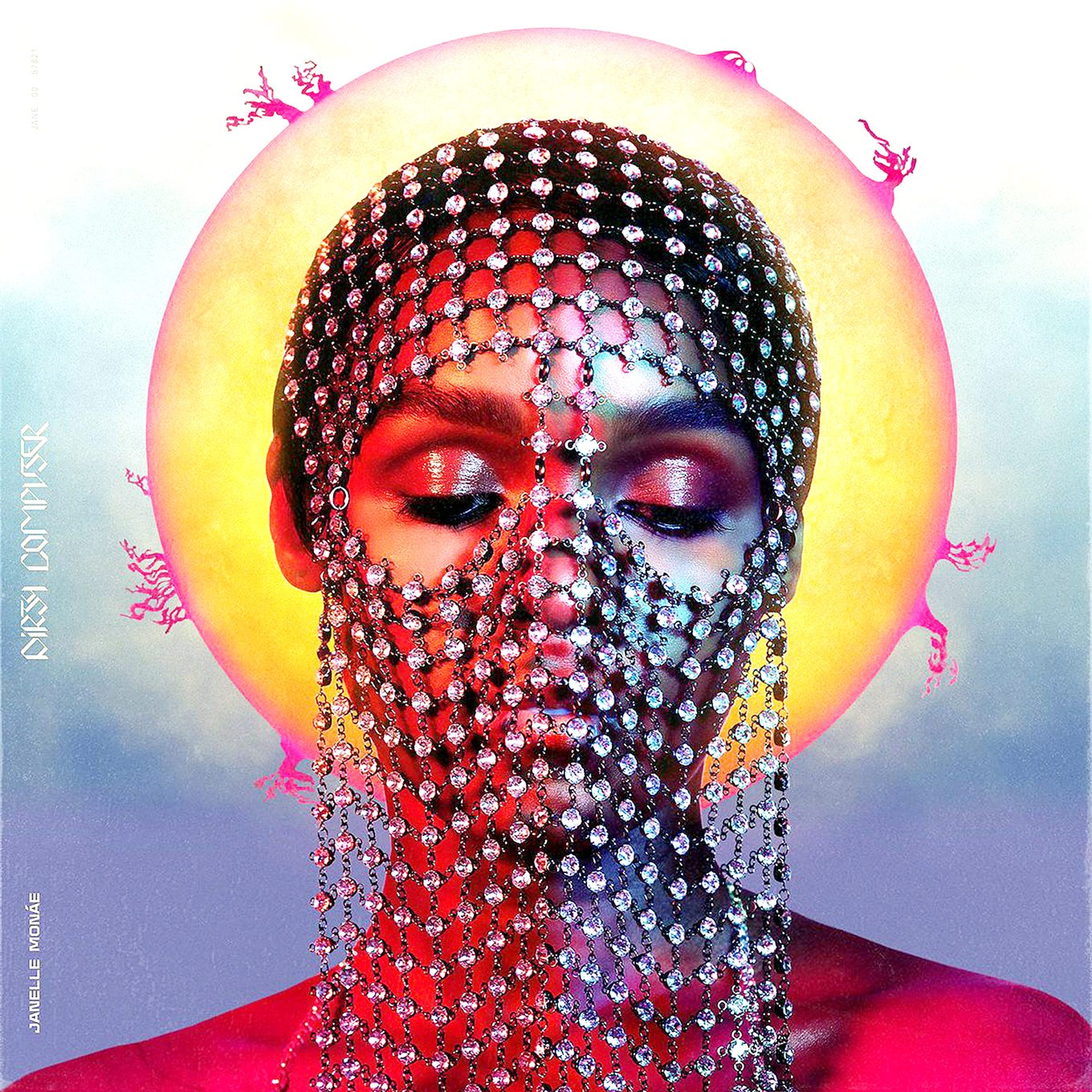Image result for Janelle Monae - Dirty Computer (Bad Boy Records) $26.99