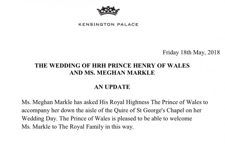Kate Middleton and Meghan Markle Have One Pre-Wedding Routine in Common