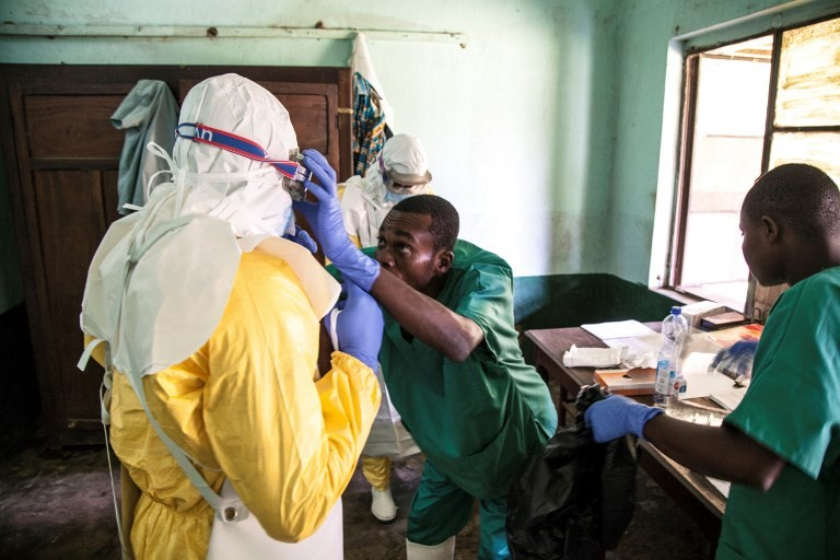 Ebola: profile of a prolific killer