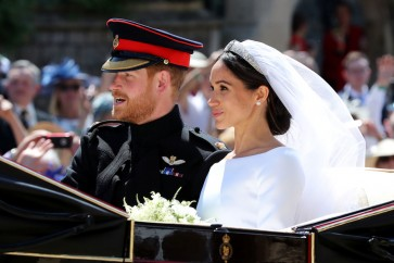 Meghan Markle's Givenchy dress reflects a more modern monarchy