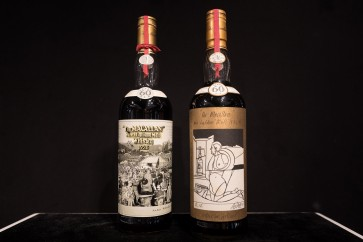Rare bottles of whisky fetch record $1m each at Hong Kong auction