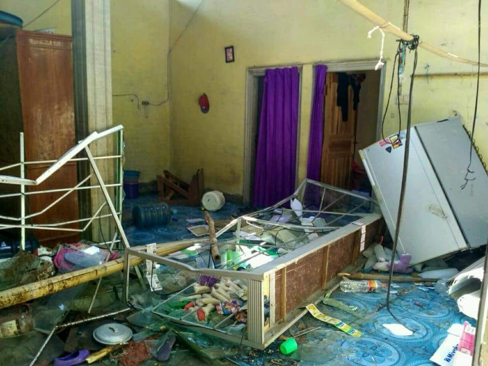 Homes in East Lombok attacked, Ahmadis take refuge at police HQ