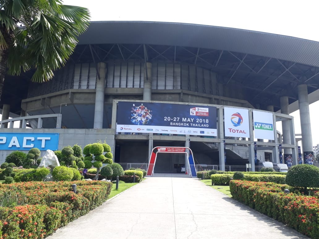 Thomas Cup: Indonesia stays alert for Thailand match