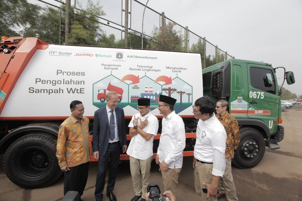 Groundbreaking of Jakarta's first incinerator slated for next week
