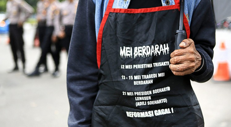 'Reformasi' yet to bring justice for some