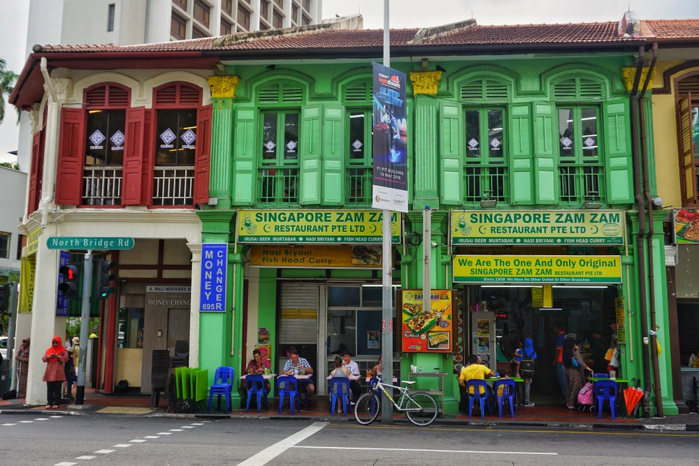 Four halal eateries in Singapore for breaking fast