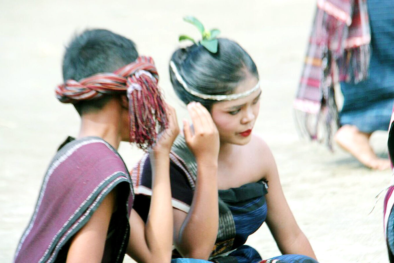 Gondang Naposo: A festival to find marriage partners