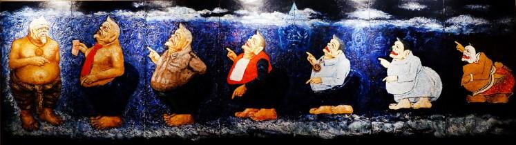 Semar Evolution by Sohieb Toyaroja