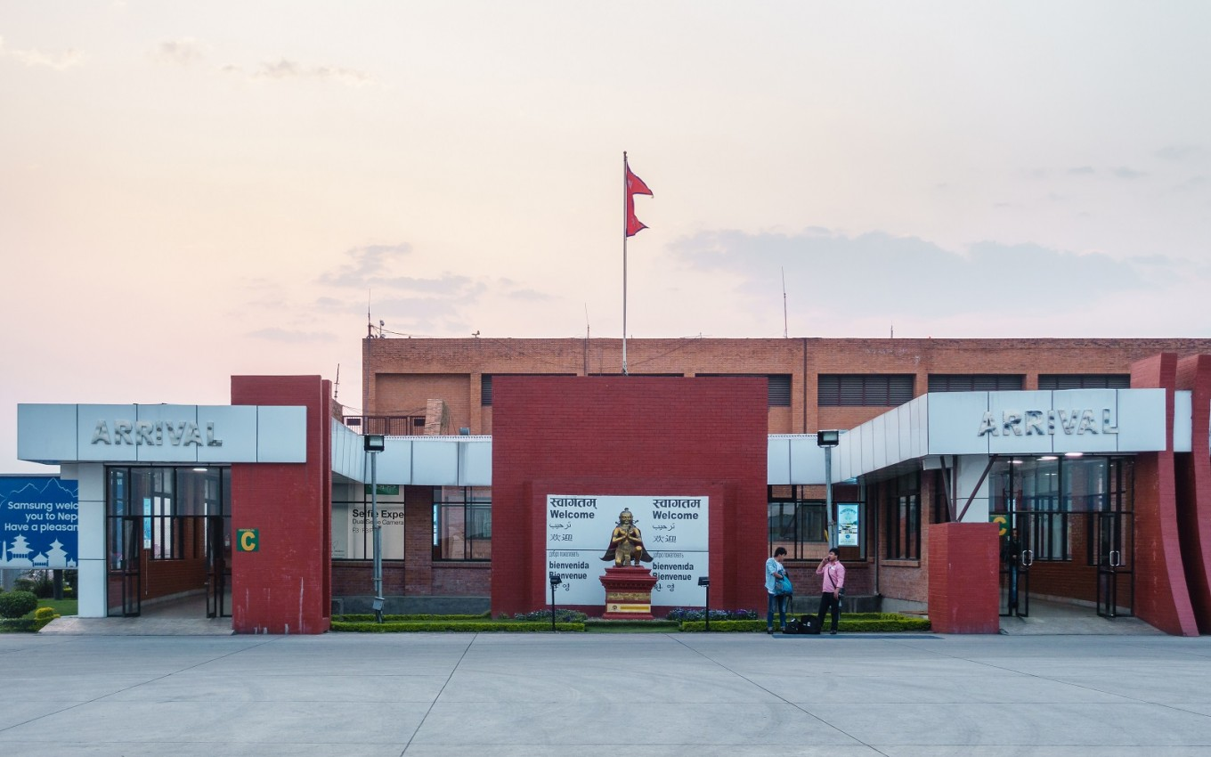 Tribhuvan International Airport in Kathmandu is now open 21 hours a day