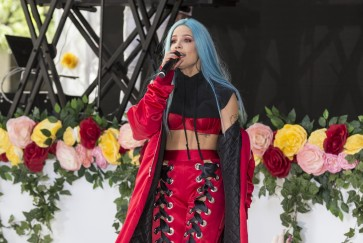 Promoters announce ticket price for Halsey's Bali concert