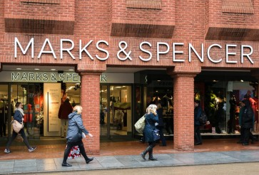 UK retailer M&S says to shut more than 100 stores