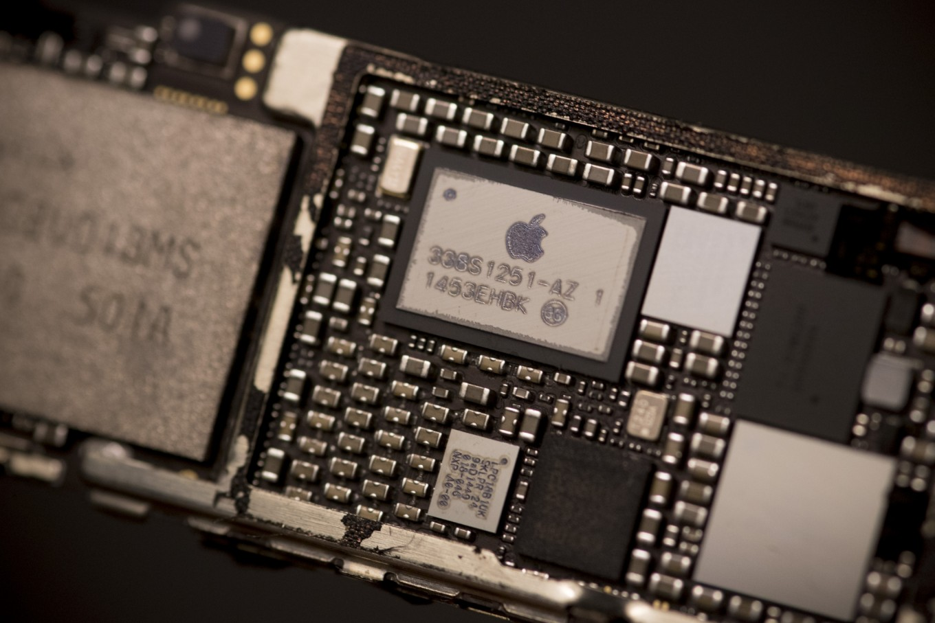 iPhone chipmaker races to recover after crippling computer virus