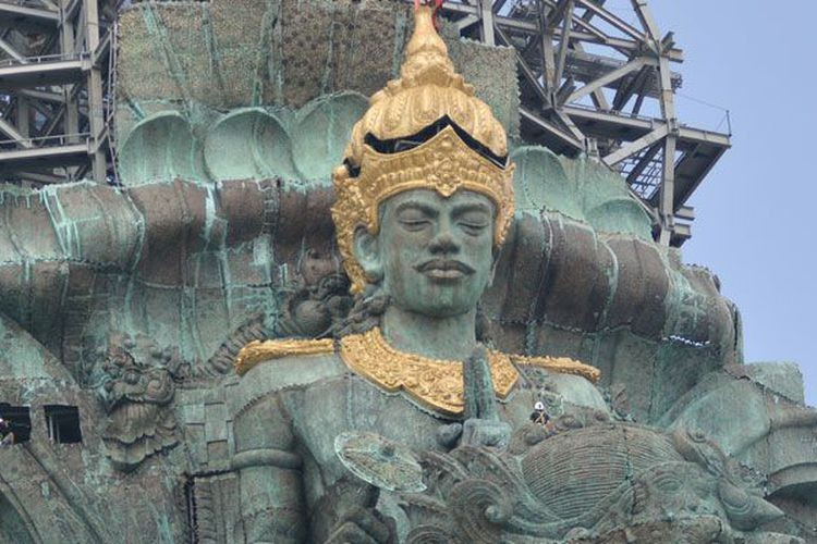 Garuda Wisnu Kencana To Become World S Second Tallest Statue News