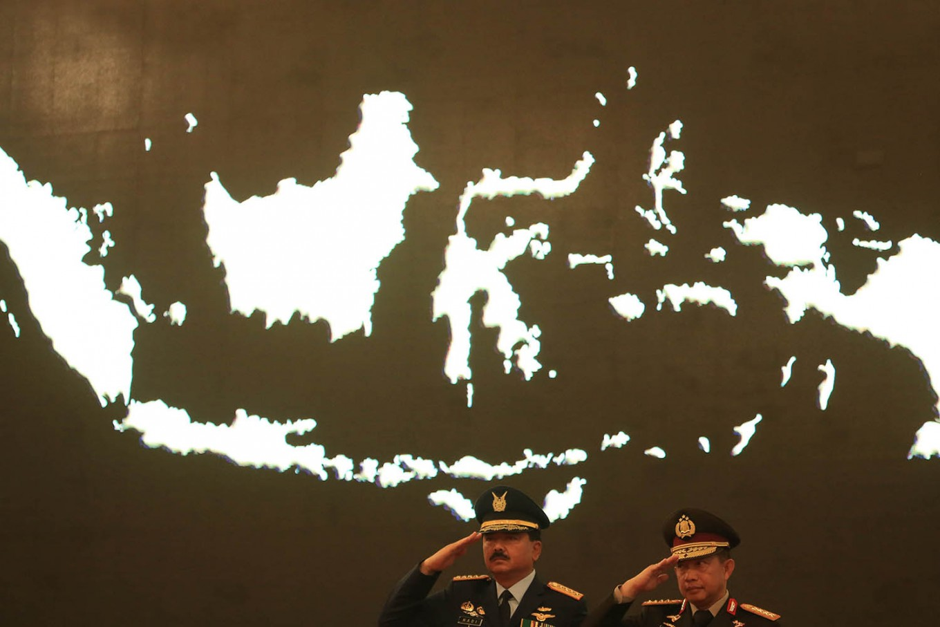Joint commands to boost TNI's cohesiveness as it observes 74th anniversary