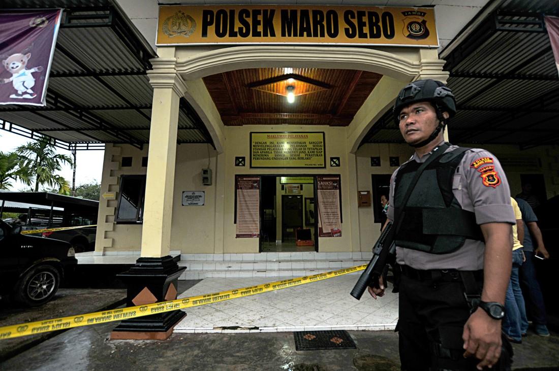 Psychiatrists to assess Jambi Police attacker