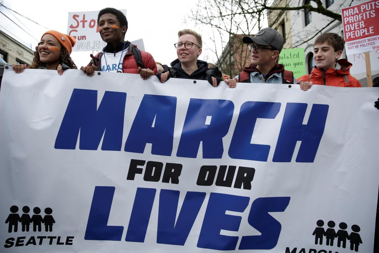 Gun control support fades three months after Florida massacre: Poll