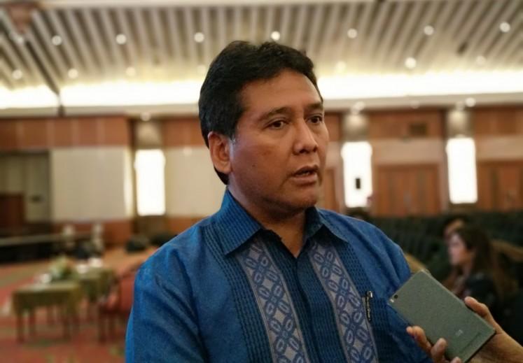 'I am very happy' at Garuda boss dismissal, tourism sector representative says