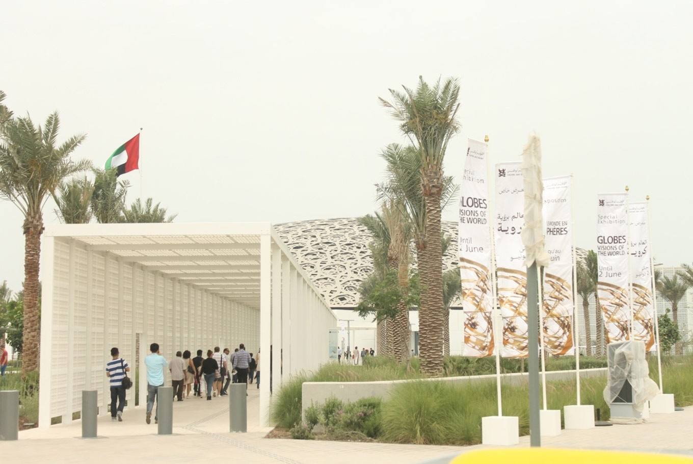 Louvre Abu Dhabi sets Da Vinci unveiling for September